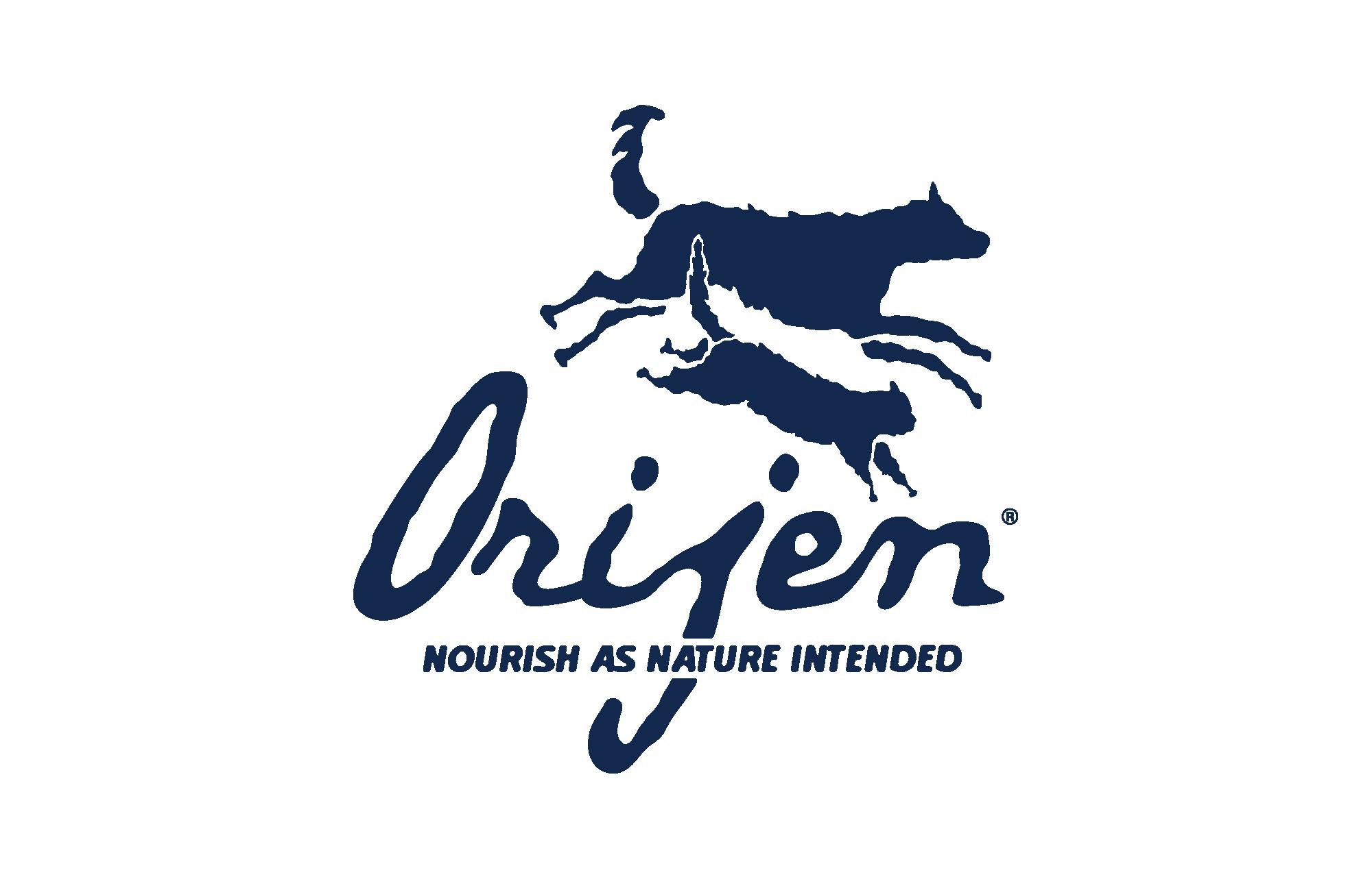 Blue Orijen logo