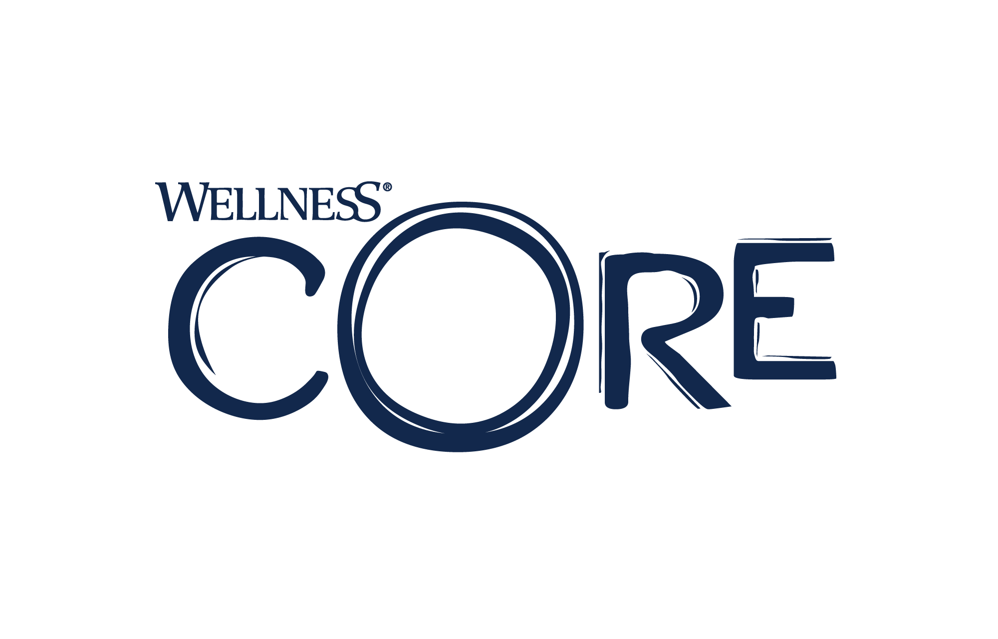 Blue Wellness core logo