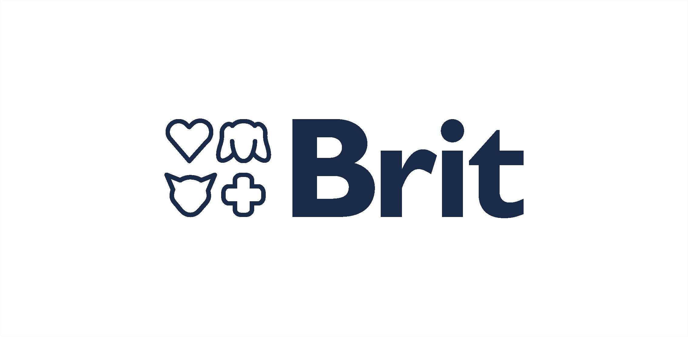 Brit logo bonuscard blue_front